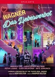 Wagner: Das Liebesverbot (Teatro Real)