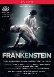 Scarlett: Frankenstein (Royal Opera House)