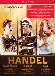 Handel Box Set (Glyndebourne)