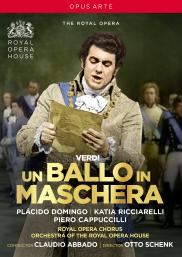 Verdi: Un Ballo in Maschera (The Royal Opera)