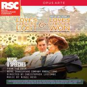 Hess: Love's Labours Lost & Love's Labour's Won - Music & Speeches (Royal Shakespeare Comp