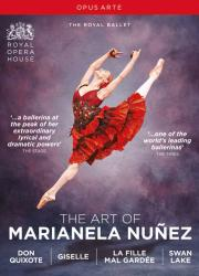 The Art of Marianela Nuñez (The Royal Ballet)
