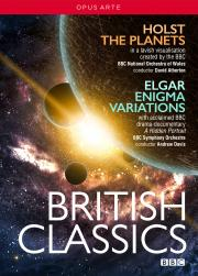 British Classics - Elgar: Enigma Variations & Holst: The Planets (BBC Worldwide)