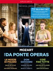 Mozart: The Da Ponte Operas (The Royal Opera)