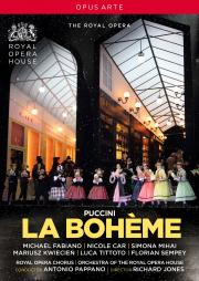 Puccini: La bohème (The Royal Opera)