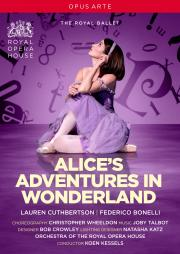 Talbot: Alice's Adventures in Wonderland (The Royal Ballet)