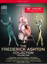 The Frederick Ashton Collection Vol. 1 (The Royal Ballet)