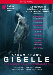 Akram Khan's Giselle (English National Ballet)