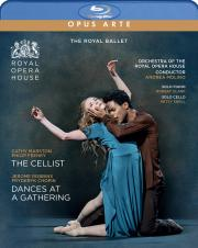 Marston: The Cellist / Robbins: Dances at a Gathering (The Royal Ballet)